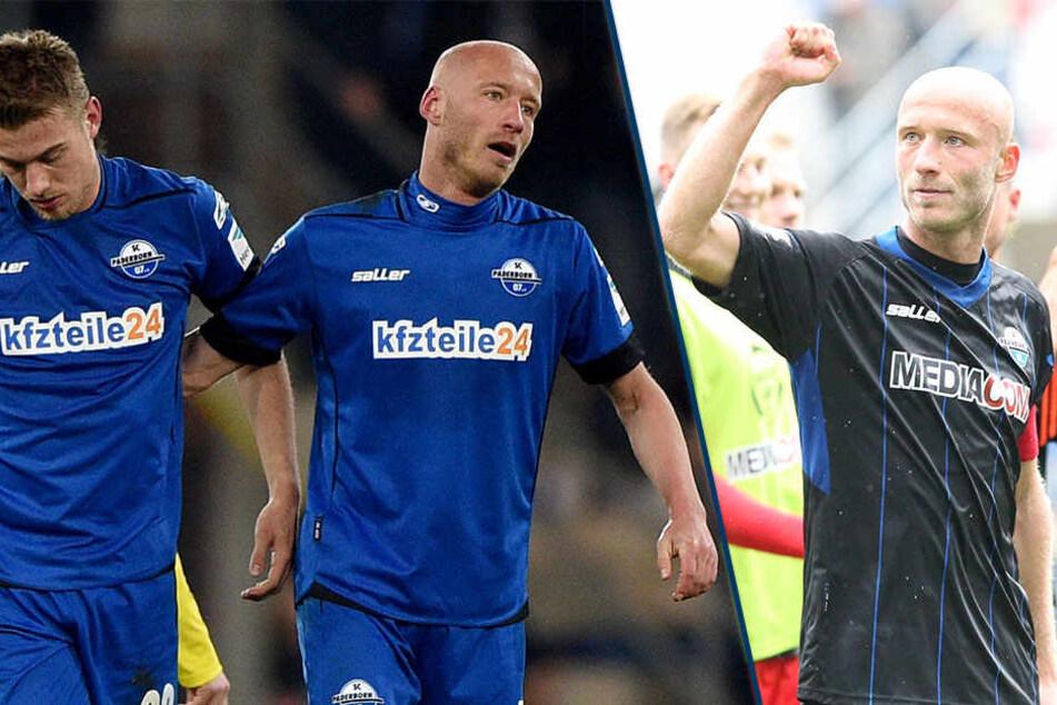 Tim Sebastian erlebte mit dem SC Paderborn mehr Downs als Ups. Nun kehrt er nach Leipzig zurück.