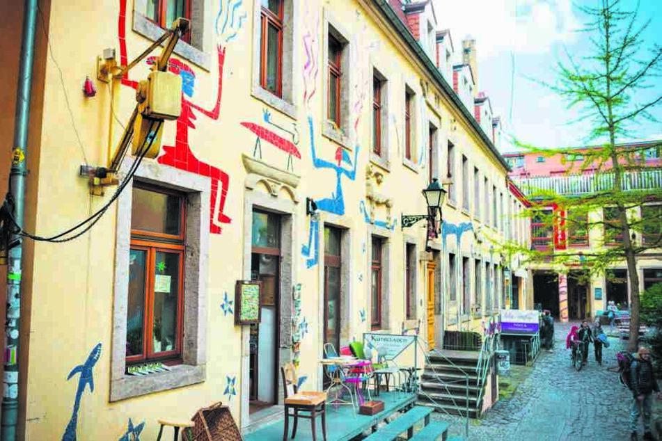 Der Laden gilt als Neustädter Institution und wird vielen Dresdnern fehlen.