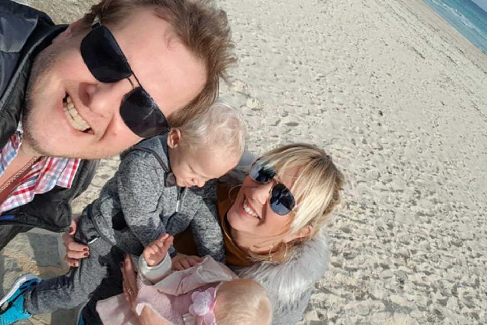 Jens Büchner (48) und seine Frau Daniela (42) gaben sich vor neun Monaten das Ja-Wort.