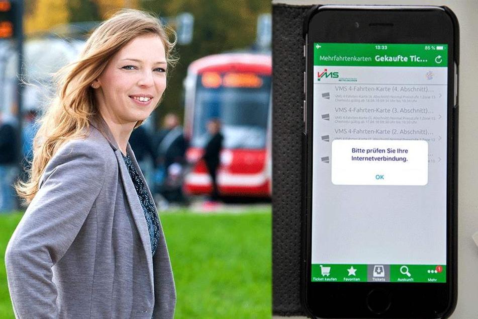 Ohne Netz kein Fahrschein: Wenn das Handy-Ticket zum Ärgernis wird