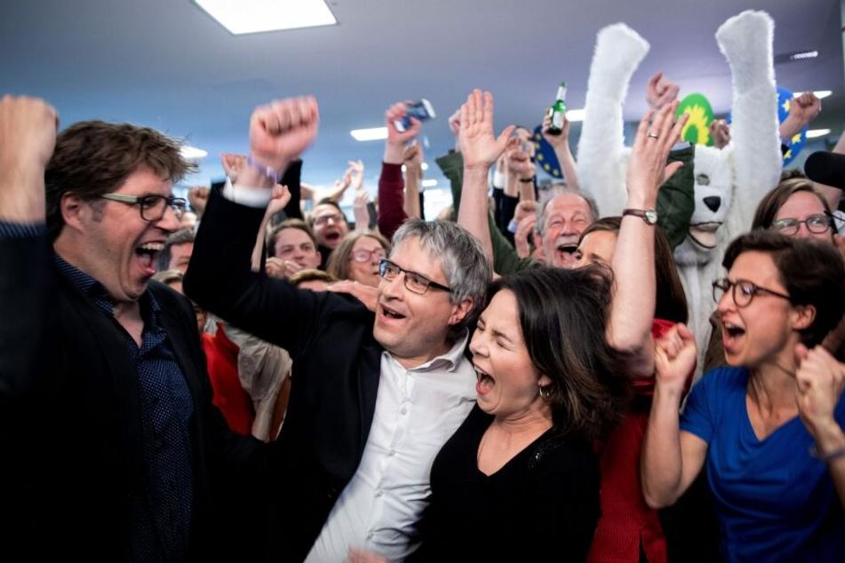 Grüne gewinnen Europawahl in OWL, Absturz bei SPD und CDU