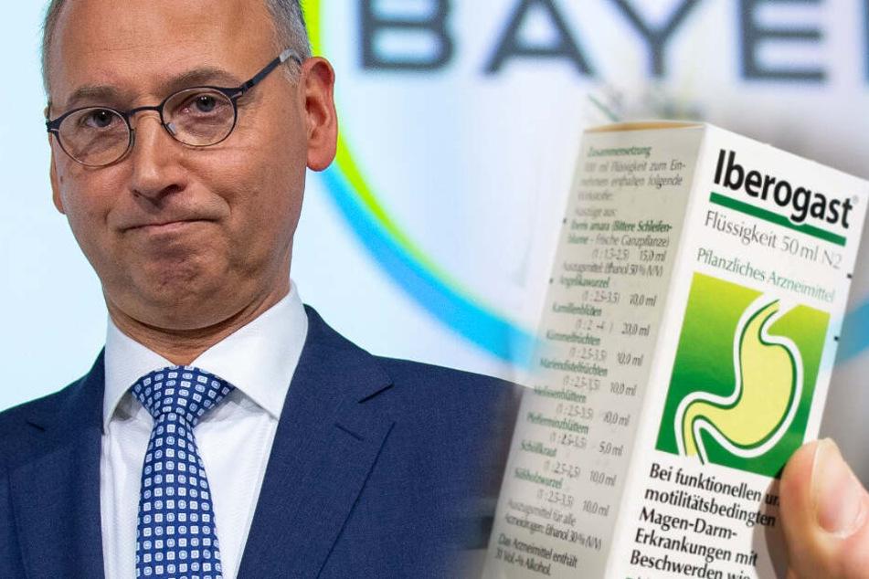 Bericht: Ermittlungen gegen Bayer nach möglichem Iberogast-Tod