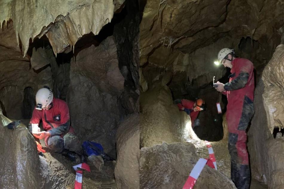 Riesige Höhle mitten in Deutschland entdeckt!