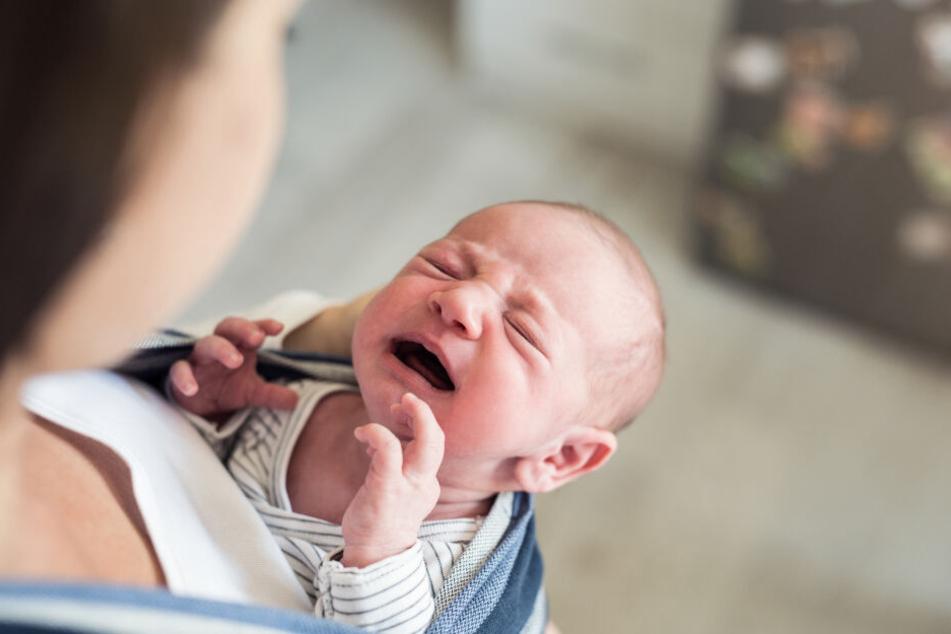 Für ihr neugeborenes Baby wollte die Russin um die 13.400 Euro haben. (Symbolbild)