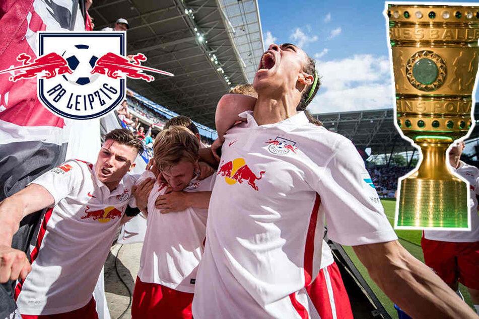 Gibt's ein Ost-Derby? Auf diese Teams kann RB Leipzig im DFB-Pokal treffen