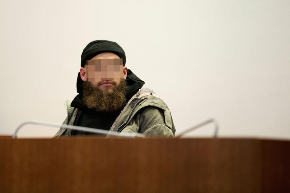 Murat K. saß wegen seiner Attacke auf zwei Polizisten bereits im Jahr 2012 in Bonn vor Gericht (Archivbild).