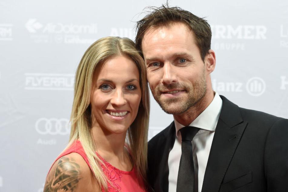 Sven Hannawald und seine Frau Melissa sind erneut Eltern geworden.