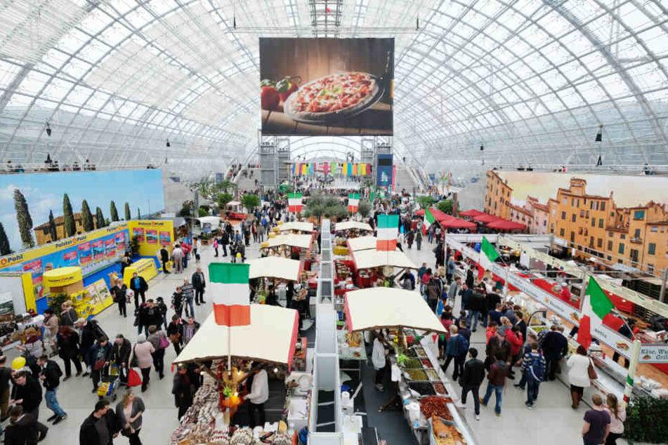 Die Leipziger Messe blickt auf eine gute Entwicklung 2018.