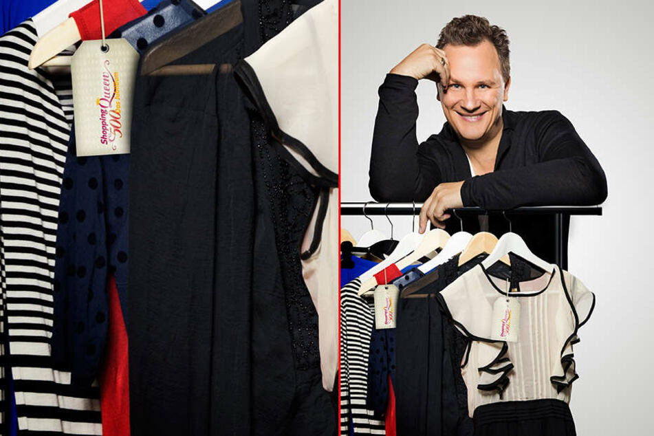 Star-Designer Guido Mario Kretschmer (54) lässt bald wieder in Dresden shoppen und sucht neue Kandidatinnen.