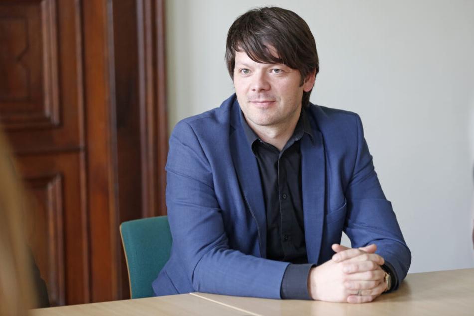 Thomas Zenker (43, Zittau kann mehr)