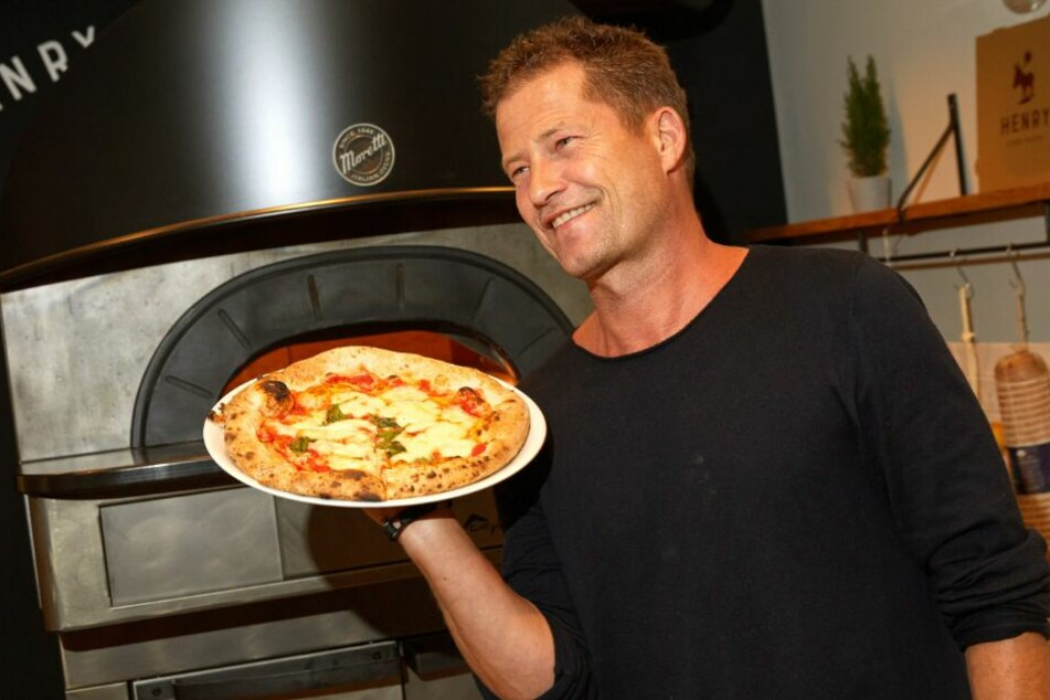 Til Schweiger hat eine Pizzeria in Hamburg eröffnet.