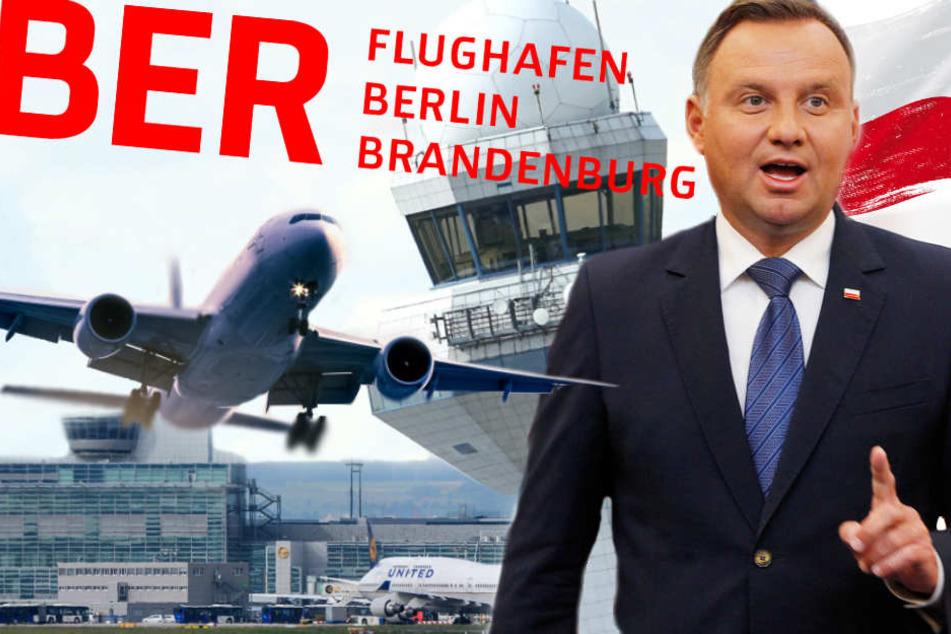 Wie gefährlich wird Polens neuer Mega-Airport für Deutschland?