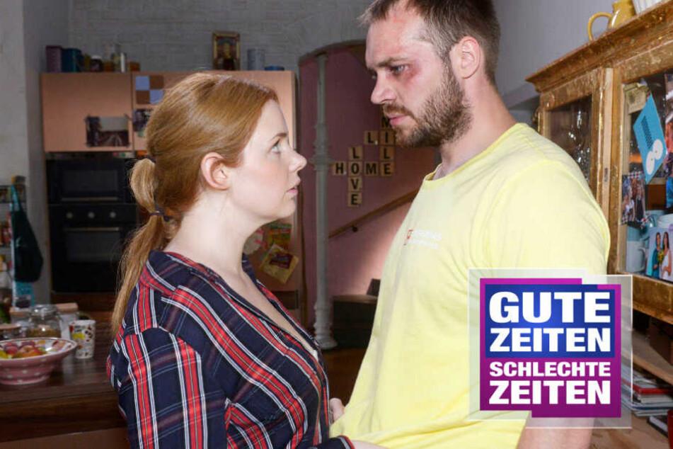 Da geht was! Werden Toni und Erik das neue GZSZ-Traumpaar?