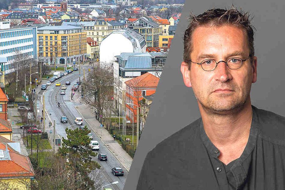 Bürgerinitiative Königsbrücker Straße: Baustart wackelt erneut