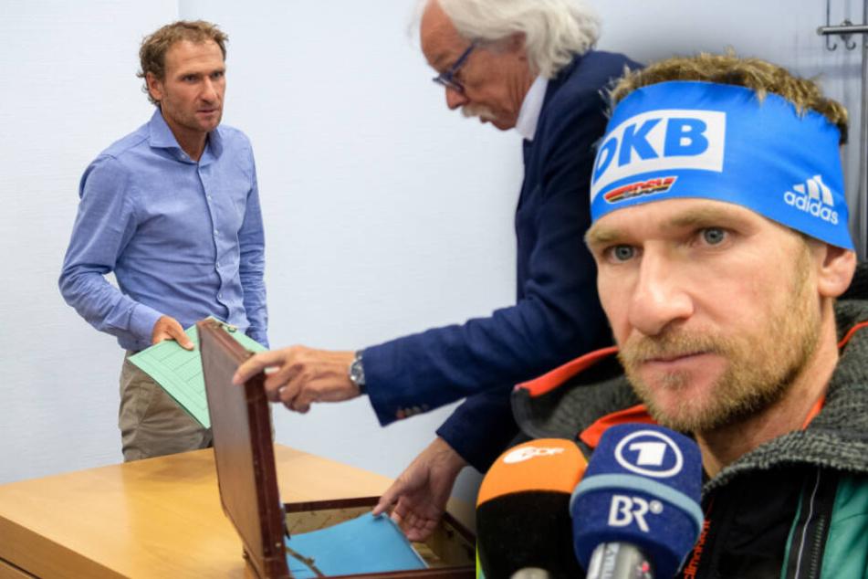 Reichsbürger-Verdacht: Ehemaliger Co-Nationaltrainer fordert seine Waffen zurück