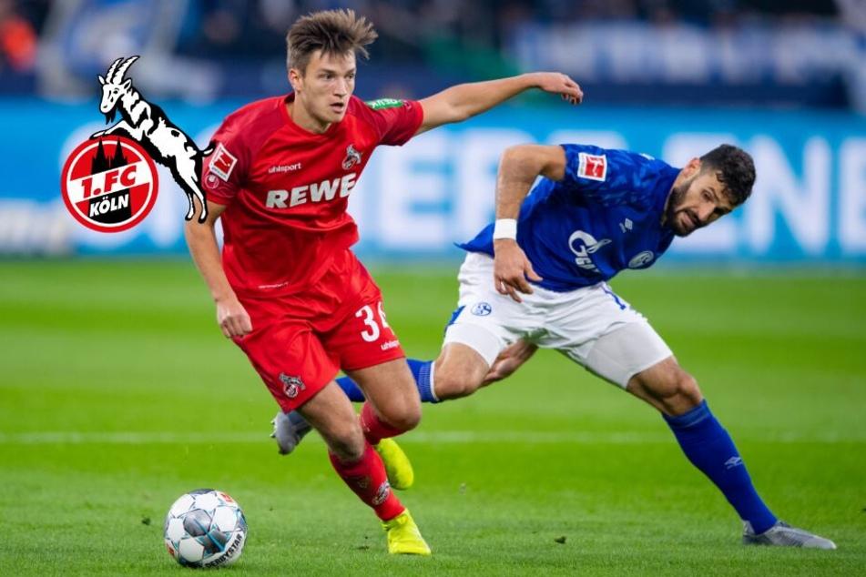 Köln-Kicker Katterbach überzeugt bei Premiere!