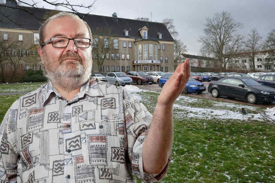 Parkhaus-Pläne am Kaßberg stoßen auf Zuspruch