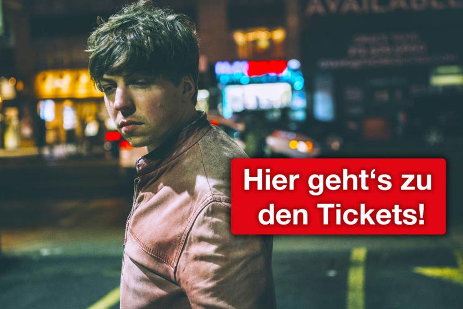 Ticket's gibt's für 49,95 Euro.