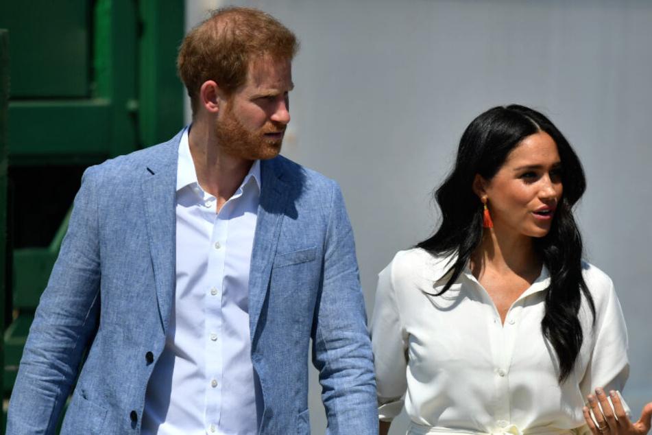Werden Meghan und Harry aus der königlichen Familie ausgeschlossen?