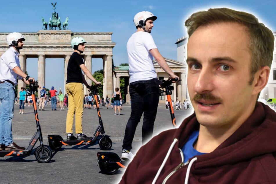 Nach Böhmermanns scherzhaftem Aufruf: Landen jetzt Berlins E-Scooter in der Spree?