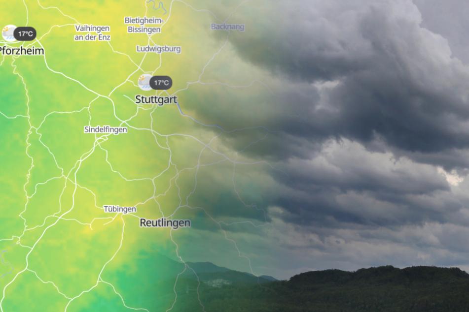 Wetter: So ungemütlich wird es heute in Baden-Württemberg