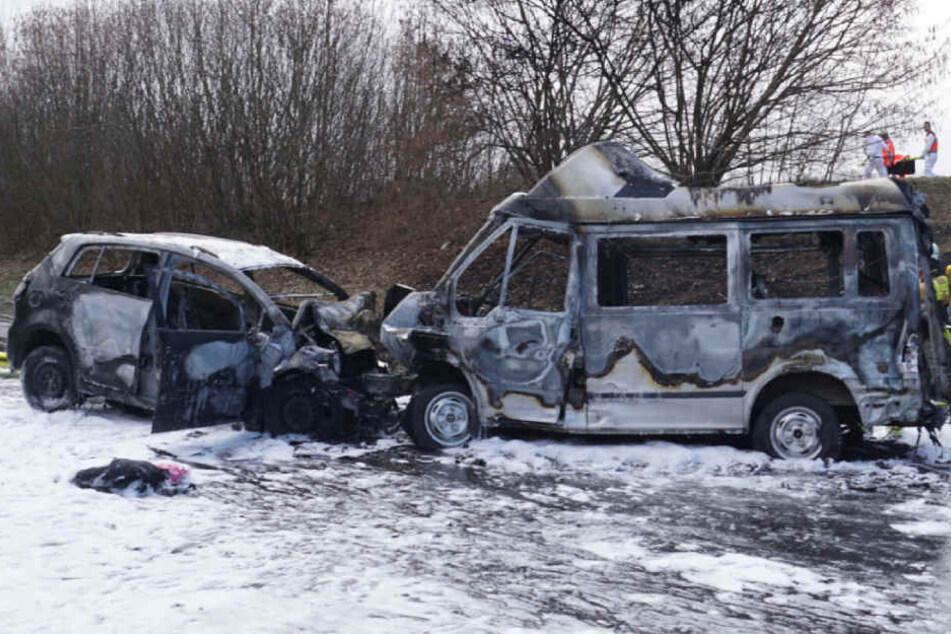 Horror-Crash auf der B312: So hat sich der Unfall zugetragen