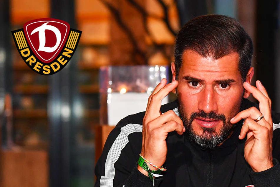 Dynamo-Trainer Fiel im großen TAG24-Interview zum Abschluss des Camps