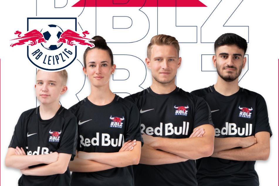 """Die """"REBELZ"""" greifen an: RB Leipzig will mit eSports-Team durchstarten"""
