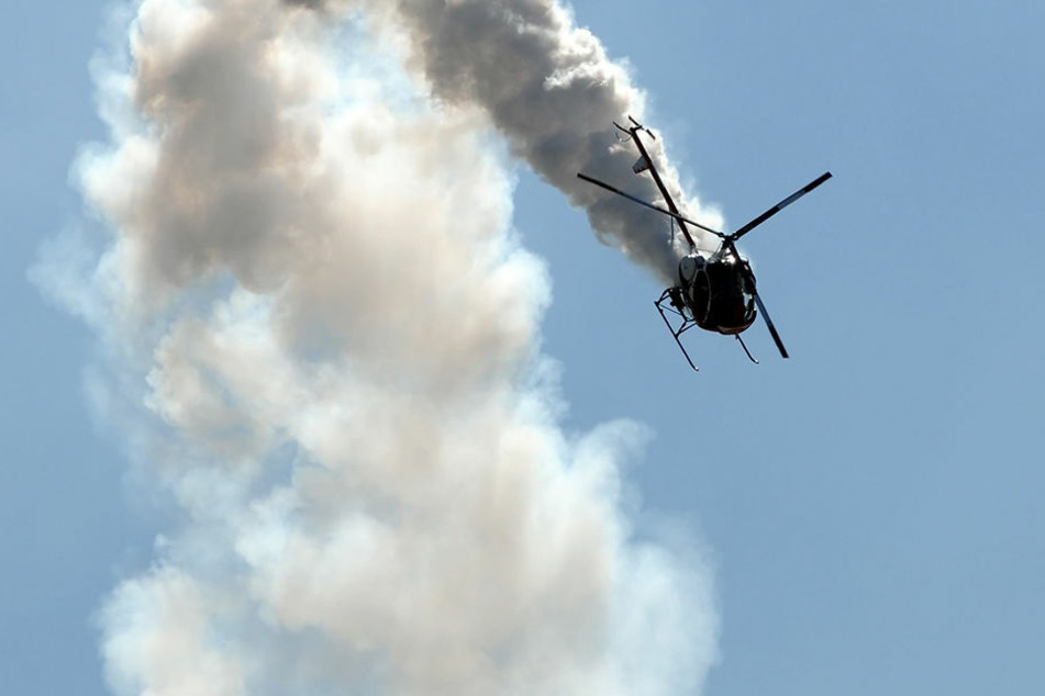 Auf dem Weg zu Wahl-Veranstaltung: Fünf Tote bei Helikopter-Absturz