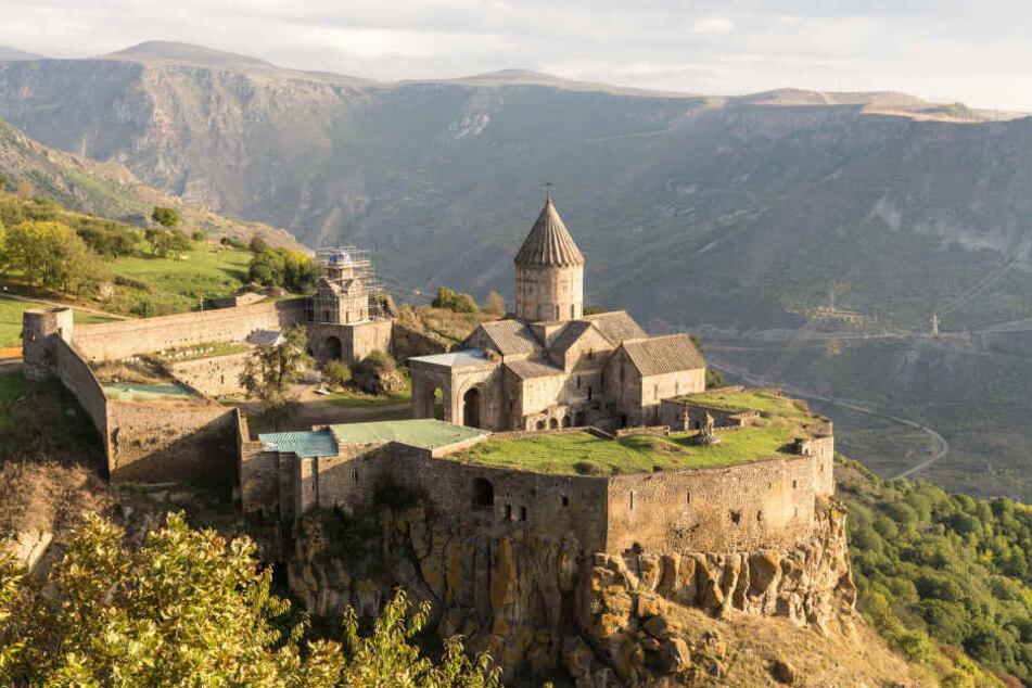 Das Kloster Tatew gehört zu den bedeutendsten Architekturdenkmälern Armeniens.