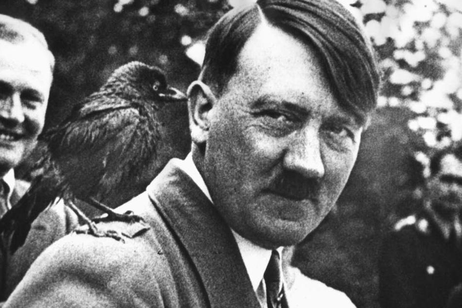 Zyanid und eine Kugel: Damit brachte sich Adolf Hitler 1945 um.