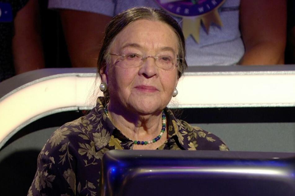 Geburtstagskind Therese Zink (88) ist die älteste Kandidatin aller Zeiten.