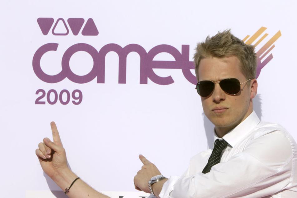 Comedian Oliver Pocher begann seine TV-Karriere 1999 bei Viva (hier bei der Verleihung des Musikpreises VIVA Comet 2009).