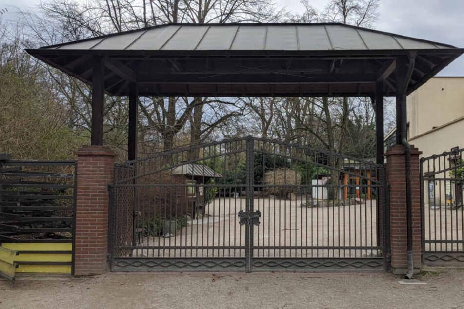 Der Tierpark Hagenbeck hat um 14 Uhr seine Tore geschlossen.