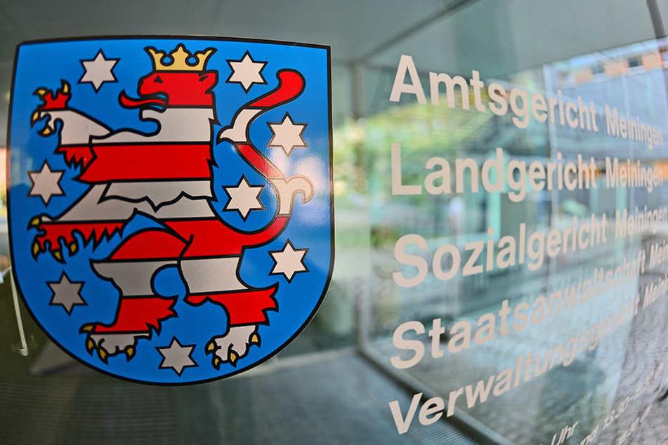 Das Landgericht Meiningen hat einen Albaner verurteilt.