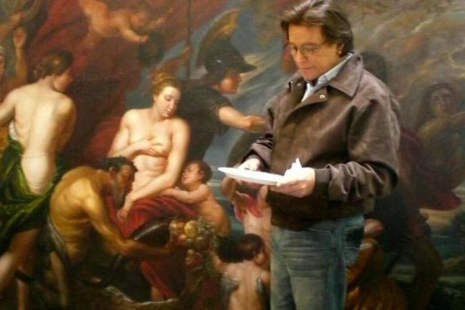 Der ehemalige Kunstfälscher Tony Tetro (69) behauptet er hätte die Kunstwerke gemalt und an James Stunt verkauft. (Archivbild)