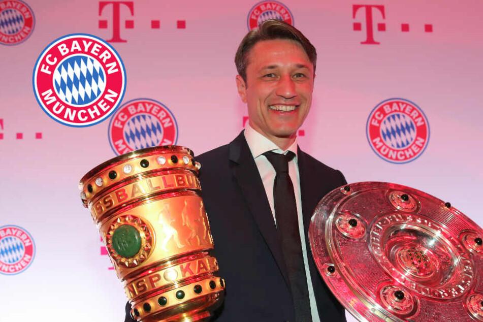 """Klare Ansage: Kovac bleibt """"hundertprozentig"""" Bayern-Trainer"""