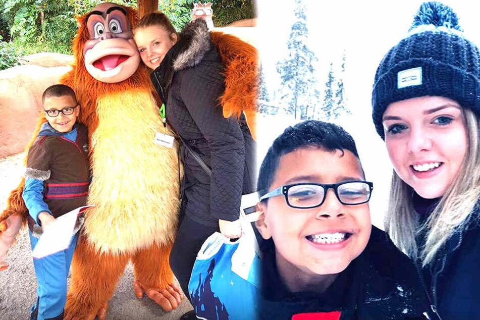 Sonya Guest (27) traf für ihren Sohn eine folgenschwere, aber richtige Entscheidung.