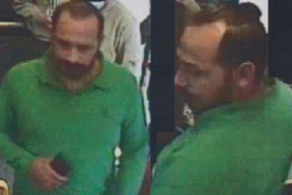 Masken-Verweigerer spuckt Frau ins Gesicht: Wer kennt diesen Mann?