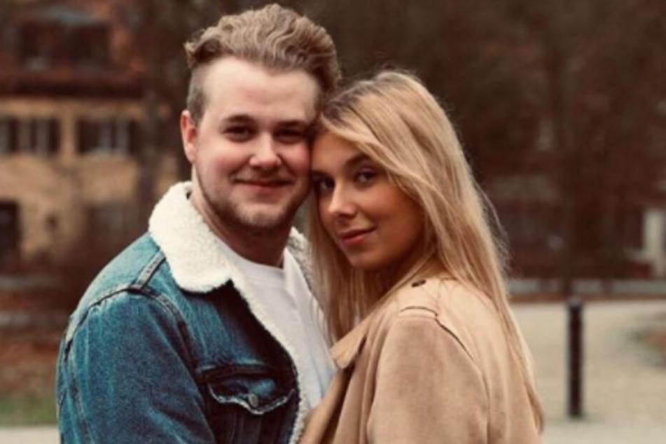 Felix van Deventer (23) und seine Freundin Antje Zinnow sind jetzt Eltern geworden.