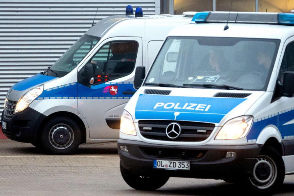 Polizeiautos in Delemenhorst (Symbolbild).