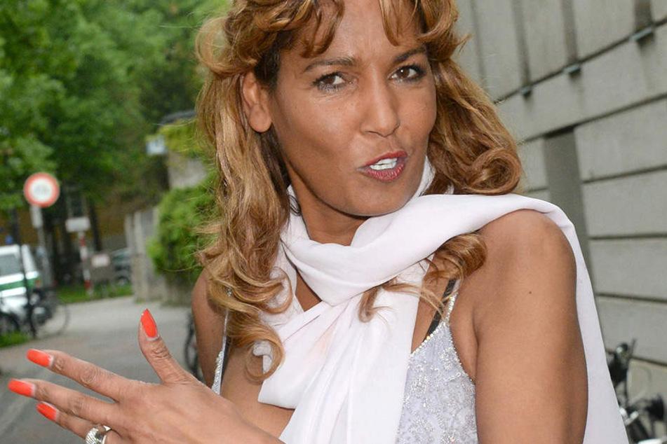 Nadja abd el Farrag (52) hatte in den letzten Wochen mit viel Kritik zu kämpfen.