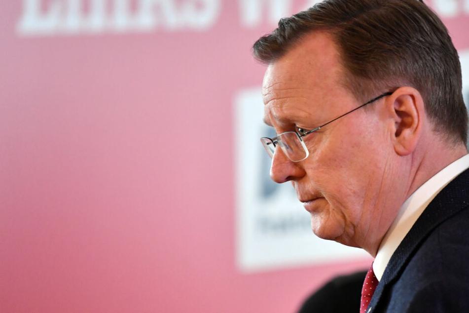 Bodo Ramelow will in Thüringen auf die CDU zugehen