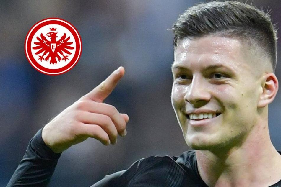 Hammer-News: Jovic will wohl noch ein Jahr bei Eintracht Frankfurt bleiben