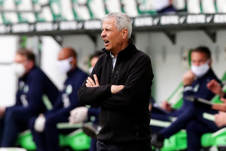 BVB-Coach Lucien Favre sprach von einem verdienten Sieg.