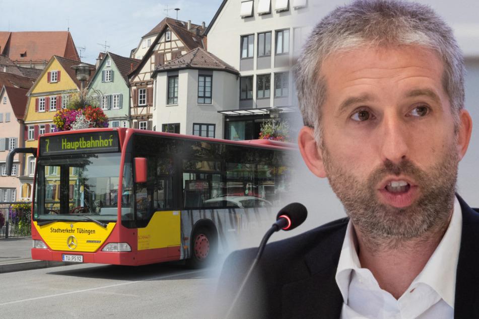 Boris Palmer rät Senioren in Corona-Pandemie vom Busfahren ab