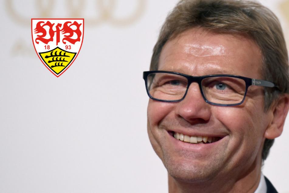 """Teamspirit fehlt"": Guido Buchwald kritisiert den VfB"