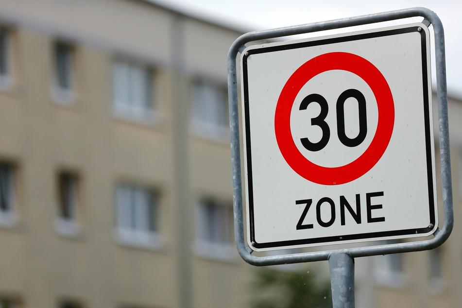 In Chemnitz soll es bald vier neue Tempo-30-Zonen geben.