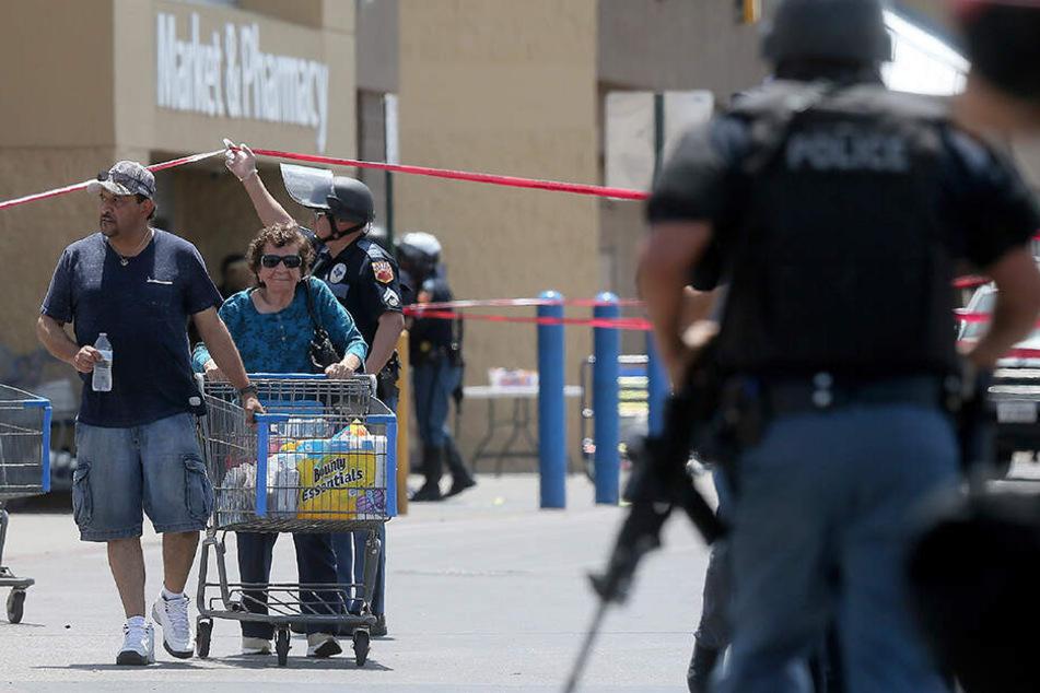 El Paso Attentat