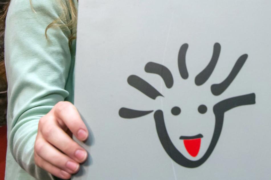 Das Logo der Serie bleibt unverkennbar.